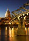 Catedral do St. Paul em Londres Fotografia de Stock