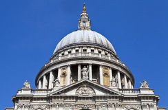 Catedral do St. Paul em Londres Fotografia de Stock Royalty Free
