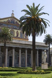 Catedral do St. Paul em Roma Imagem de Stock Royalty Free