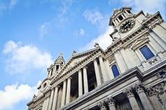 Catedral do St Paul, Londres Foto de Stock
