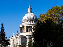 Catedral do St Paul, Londres Imagens de Stock