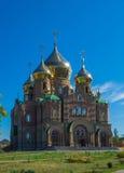 Catedral do St Vladimir Imagem de Stock Royalty Free