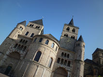 Catedral do Trier, Alemanha - Europa Fotografia de Stock Royalty Free