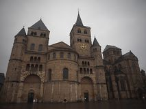 Catedral do Trier - Alemanha foto de stock royalty free