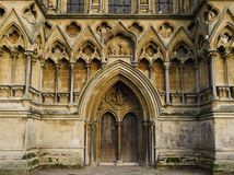 Catedral dos poços Imagens de Stock