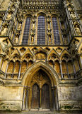 Catedral dos poços Foto de Stock Royalty Free