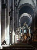Catedral dos sem-fins Imagens de Stock Royalty Free