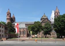 Catedral dos sem-fins Fotografia de Stock Royalty Free