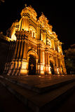 Catedral dourada Fotografia de Stock Royalty Free