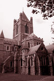 Catedral Dublin de Christchurch foto de stock royalty free