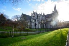 Catedral Dublin Ireland del St Patricks fotografía de archivo