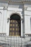 2015: Catedral e paróquia metropolitanas de Saint Vitalis e da entrada dos anjo da guarda Fotos de Stock Royalty Free