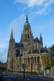 Catedral em Bayeux Imagem de Stock Royalty Free