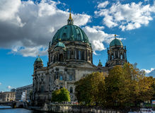 Catedral em Berlim Imagens de Stock Royalty Free
