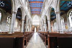 Catedral em Beverley, Inglaterra do St. Mary Imagens de Stock