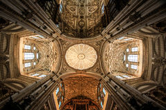 Catedral em Córdova Imagem de Stock
