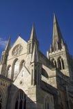 Catedral em Chichester Imagem de Stock Royalty Free