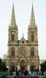 Catedral em China Imagem de Stock