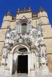 Catedral em Coimbra Fotografia de Stock