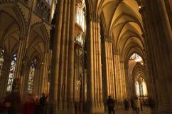 Catedral em Colónia Imagem de Stock Royalty Free