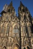 Catedral em Colónia (Alemanha) imagem de stock royalty free