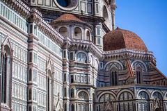 Catedral em Florença, Italy fotografia de stock