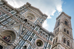 Catedral em Florença, Italy Imagem de Stock