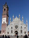A catedral em Monza (ELE) Imagens de Stock Royalty Free