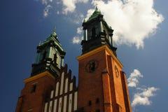 Catedral em Poznan Fotos de Stock