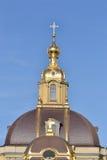 Catedral em St.Peter e em fortaleza de Paul Fotos de Stock