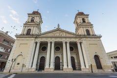 Catedral em Tucuman, Argentina. Imagem de Stock