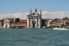 Catedral em Veneza foto de stock