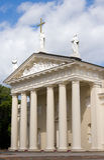 Catedral em Vilnius Fotos de Stock