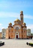 Catedral en Banja Luka Imagen de archivo