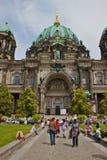 Catedral en Berlín Fotos de archivo