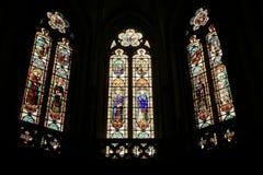 Catedral en Burdeos Imagen de archivo libre de regalías