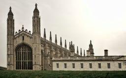 Catedral en Cambridge Fotografía de archivo
