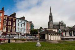 Catedral en Cobh Foto de archivo