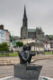 Catedral en Cobh Imagenes de archivo