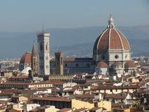 Catedral en Florencia Foto de archivo