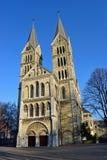 Catedral en luz del sol Foto de archivo