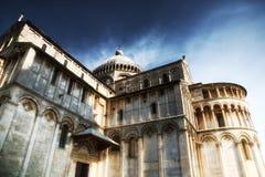 Catedral en Pisa Italia imagen de archivo libre de regalías