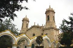 Catedral en Potosi, Bolivia Foto de archivo libre de regalías
