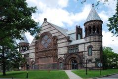 Catedral en Princeton. Fotos de archivo
