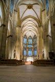 Catedral en Regensburg Fotografía de archivo