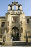 Catedral en Sevilla Foto de archivo