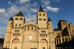 Catedral en trier Fotografía de archivo libre de regalías