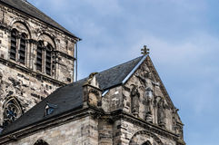 Catedral en trier Imagen de archivo libre de regalías