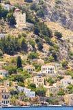 Catedral encima del colmo Imagen de archivo libre de regalías