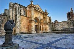 catedral fördärva santa Arkivbilder